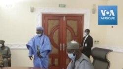 Prise de fonctions du Premier ministre de transition Moctar Ouane