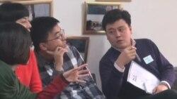 中国民众争取到非洲作志愿者