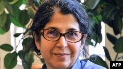 ایرانی نژاد فرانسیسی ماہر تعلیم فریبا عدلخواہ، جنہیں ایک ایرانی عدالت نے چھ سال قید کی سزا سنائی ہے۔