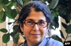 Foto akademisi berkewarganegaraan Prancis dan Iran, Fariba Adelkhah, yang diabadikan pada 2012, dan dirilis pada 16 Juli 2019.