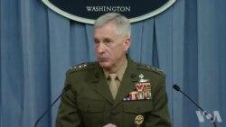 瓦尔德豪瑟上将谈在吉布提与中国军队互动(原声视频)