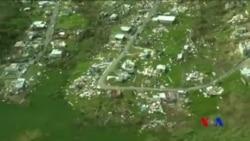 波多黎各急需食物飲水和供電