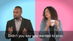 English in a Minute: Old Habits Die Hard