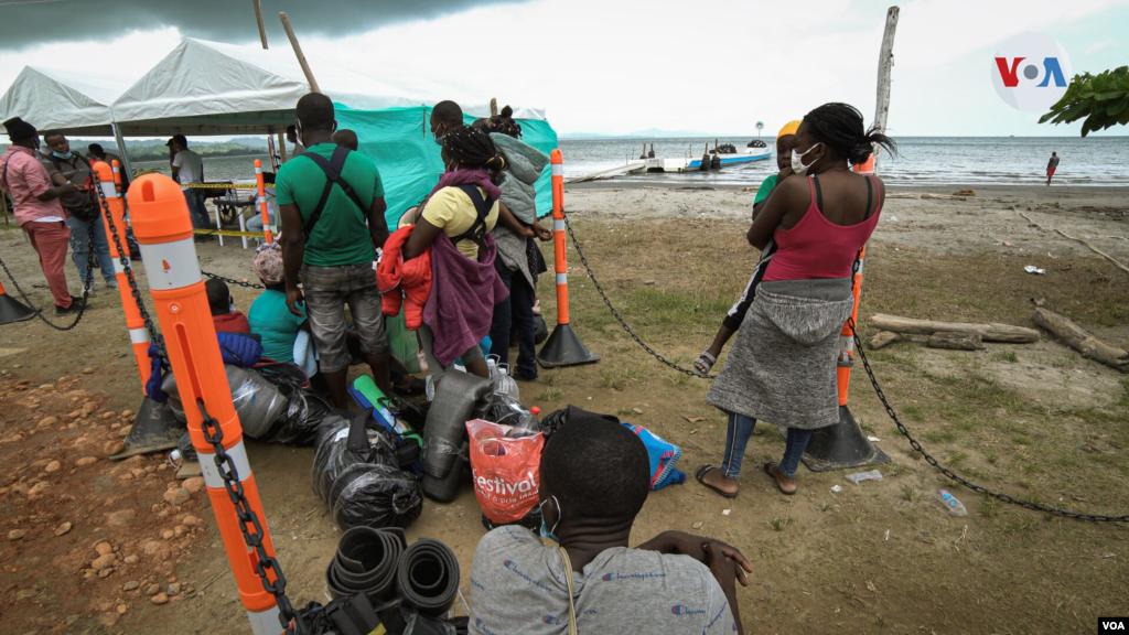 Con la construcción del segundo muelle en Necoclí se solventa parte del represamiento de migrantes en la región del Urabá Antioqueño, en Colombia.