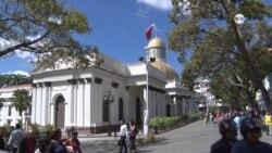 Asamblea Nacional de Venezuela logró sesionar