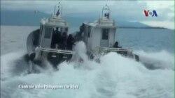 Philippines nói tàu chở hàng treo cờ VN làm hư hại rạn san hô
