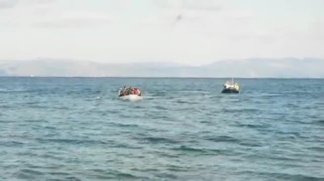 Мигранты: холодный прием в Греции