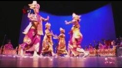 Konser Bali 'Beats of Paradise' di Los Angeles
