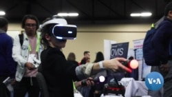 At Consumer Electronics Show, Sensors and Robots are the Stars