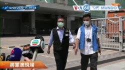 Manchetes mundo 10 agosto: Polícia chinesa prende Jimmy Lai em Hong Kong