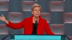 "Senator Warren: ""I'm with Hillary"""
