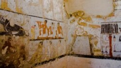 Old Kingdom Tomb Discovered Near Giza Pyramids