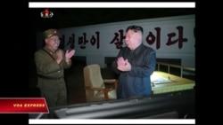 Trump tham khảo đồng minh để đối phó với Bắc Hàn