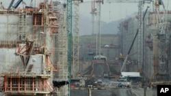 """""""Panamá se está preparando para crecer en su relevancia como centro internacional de comercio"""", dijo el presidente de Panamá."""