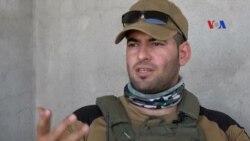 Chiến binh Peshmerga gác lại ước mơ, cầm súng chống IS