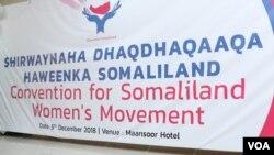 Haweenka Somaliland