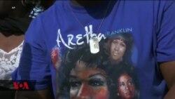 Aretha Franklin, malkia wa Soul, amezikwa mijini Detroit hii leo