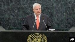 Ricardo Martinelli Berrocal, Prezidan peyi Panama