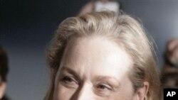 2007년 11월 시상식에 참석한 메릴 스트립