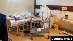 په افغانستان کې د کرونا ویروس د ټولو مثبتو پېښو شمېر ۵۰۶۷۷ ته پورته شو