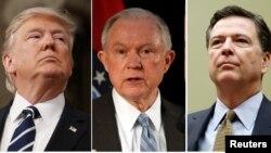 De acuerdo a reportes, Comey creía que Sessions debía proteger al FBI de la influencia indebida que presuntamente quería ejercer la Casa Blanca.
