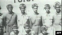 Piloti amerikan merr frymëzim nga skuadra Tuskegee Airmen