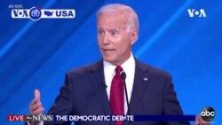 Manchetes Americanas 13 Setembro 2019: O debate dos democratas