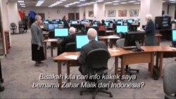 Perpustakaan Silsilah Keluarga Terbesar di Dunia