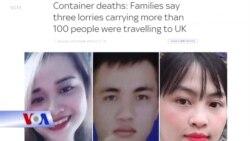 Việt Nam đẩy nhanh 'xác minh quốc tịch' nạn nhân chết trong thùng xe tải ở Anh