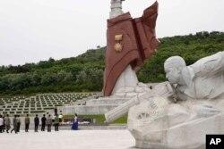 Lễ kỷ niệm 70 năm ngày bắt đầu cuộc chiến Triều Tiên được tổ chức ở Triều Tiên.