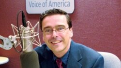 Buenos Dias America co-host Luis Facal