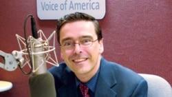 Buenos Dias America co-host Luis Facal