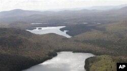Adirondack State Park 전경