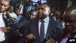 Jean-Pierre Bemba à Kinshasa, le 2 août 2018.
