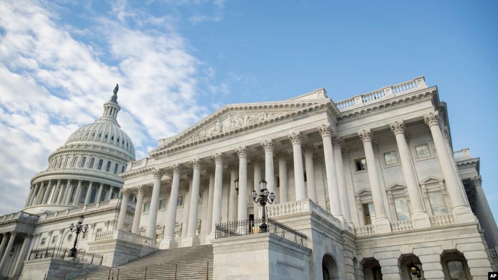 Điện Capitol, trụ sở Quốc hội Hoa Kỳ ở Washington