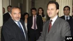 İsrail Dışişleri Bakanı Atina'da