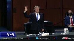 Dëshmia e drejtorit të FBI-së për sulmin e 6 janarit në Kongres