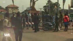 """""""Pagaille"""" à Conakry, avec la reprise des manifestations"""