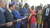 VOA60 Afirka: A Dakar Shugaba Macky Sall Ya Halarci Bikin Bude Sabon Gidan Addana Kayyakin Tarihin Bakar Fata