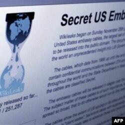 """""""Global tinchlik agar yolg'on va ko'zbo'yamachilikka asoslangan bo'lsa, unda buni o'zgartirish kerak"""",- deydi """"WikiLeaks"""" vakili Kristin Xrafnsson."""