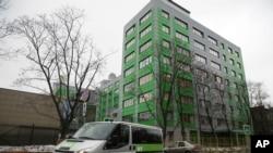 Russia Today tele kanalının Moskvadakı ofisi