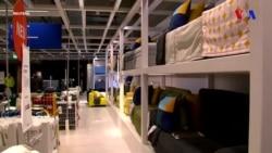 IKEA 30 ayrı bazarda mebel icarəsini sınaqdan keçirəcək