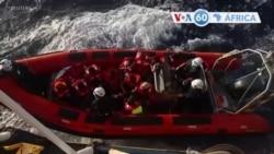 Manchetes africanas 1 Agosto: Partidas de barcos migrantes para Europa aumentam