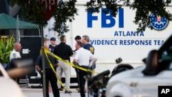 Le FBI devant la boîte de nuit Pulse, à Orlando, en Floride, le 15 Juin 2016.