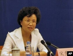 国务院妇女儿童工作委员会副主任宋秀岩