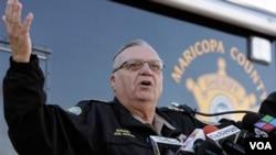 El juicio en contra de Arpaio comenzó la semana pasada y se espera que culmine la primera semana de agosto.