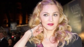 Pop star Madonna (file photo)