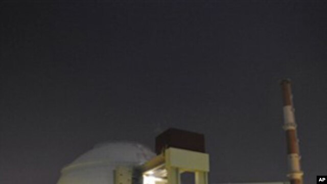 Iran's Bushehr Nuclear Power Plant (file)