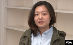 李瑞秋(音)哥大国际公共事务学院研究生
