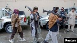 """طالبانو لا د """"اې پي"""" خبري ادارې د رپوټ په اړه تراوسه غبرګون نه دی ښودلی."""